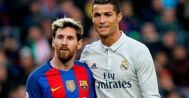 Роналду получит «Золотой мяч» наЭйфелевой башне
