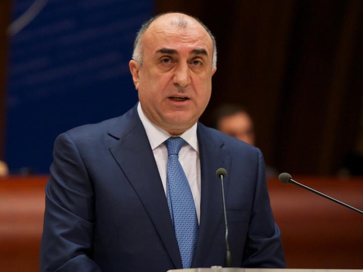 Эльмар Мамедъяров: Конвенция по статусу Каспия послужит укреплению безопасности в регионе