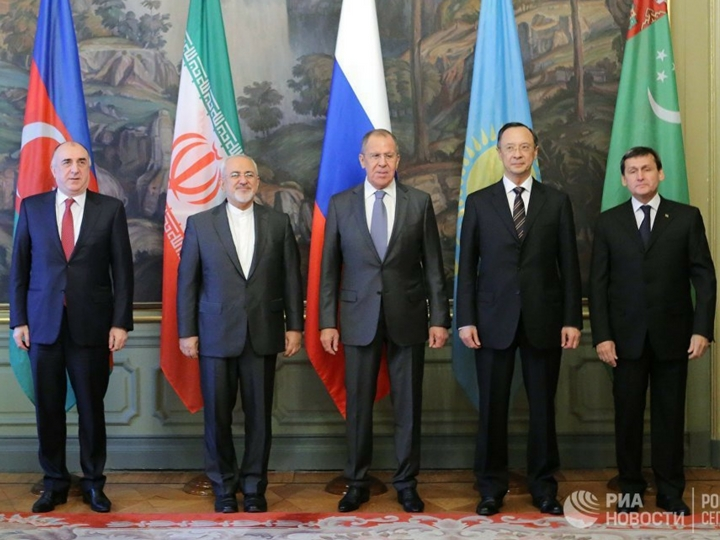 Вопрос правового статуса Каспийского моря окончательно разрешен