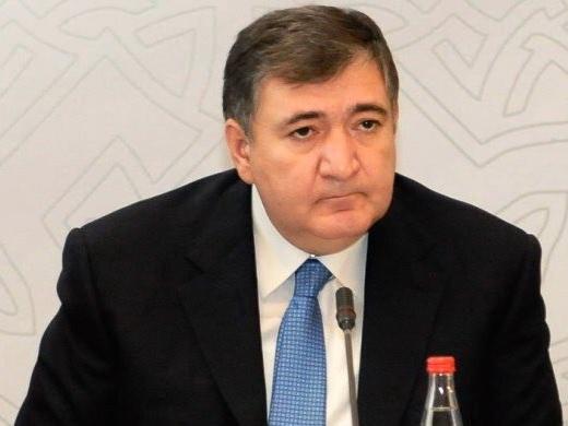 Фазиль Мамедов освобожден с должности министра налогов Азербайджана