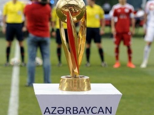Время начала четвертьфинальных матчей Кубка Азербайджана