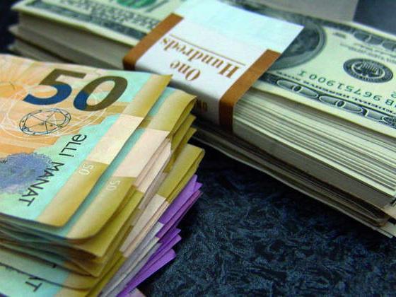 Обнародован курс маната к доллару США на 6 декабря