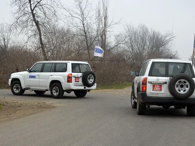 ОБСЕ проведет мониторинг на линии фронта в Ходжавендском районе Азербайджана