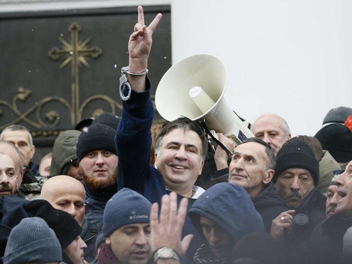 Саакашвили объявили в розыск - ФОТО - ВИДЕО - ОБНОВЛЕНО