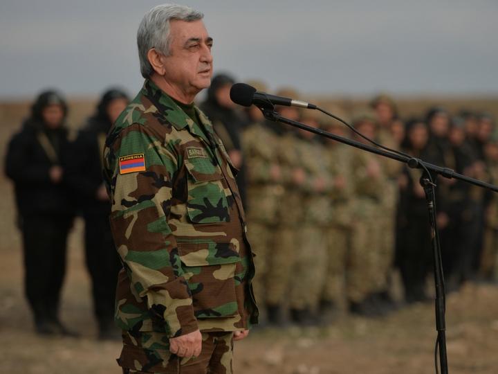 «Армения саморазоблачилась, впервые признав, что именно ее армия оккупировала территории Азербайджана»