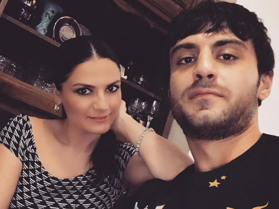 Певица Натаван Хабиби и рэпер Dado разошлись и в соцсетях – ФОТО
