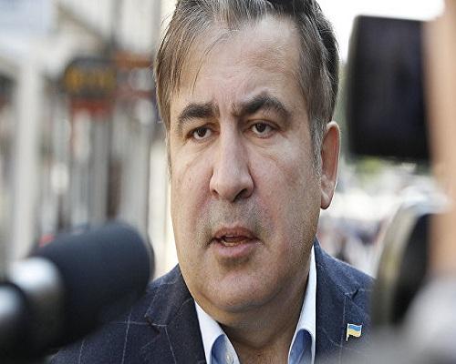 Saakaşvili azadlıqda - YENİLƏNİB