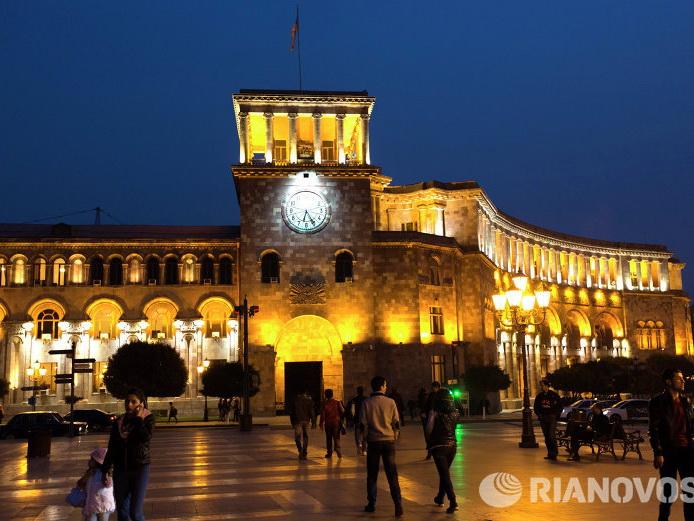 Парламент Армении отклонил идею рассмотреть возможность выхода из ЕАЭС