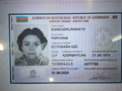 Презентованы новые удостоверения личности - ФОТО