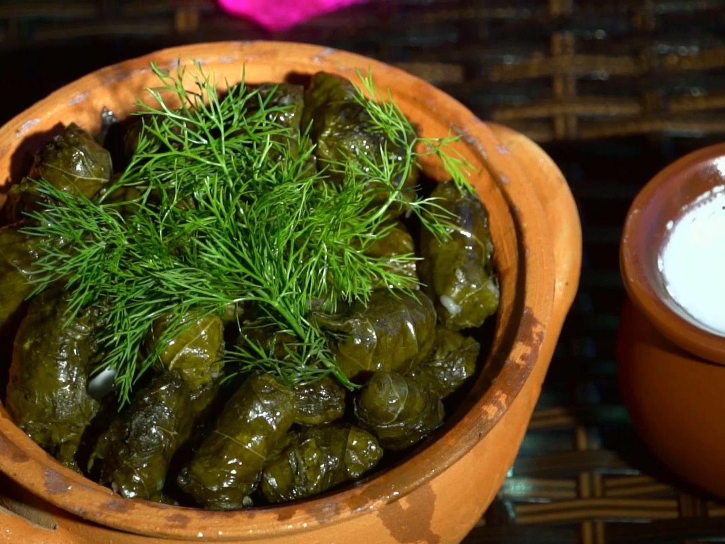 Азербайджанская долма признана нематериальным культурным наследием человечества - ФОТО – ВИДЕО