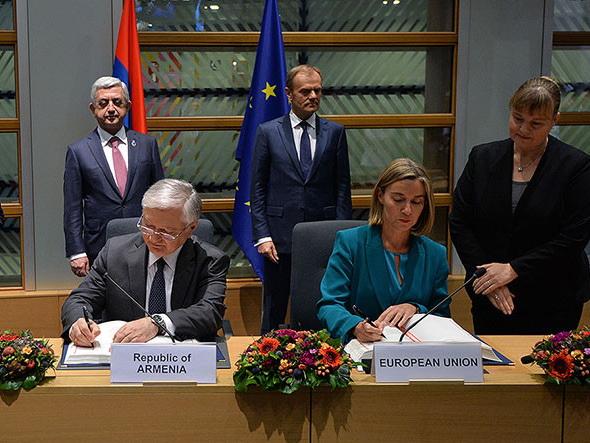 Чем Армения интересна Европе?