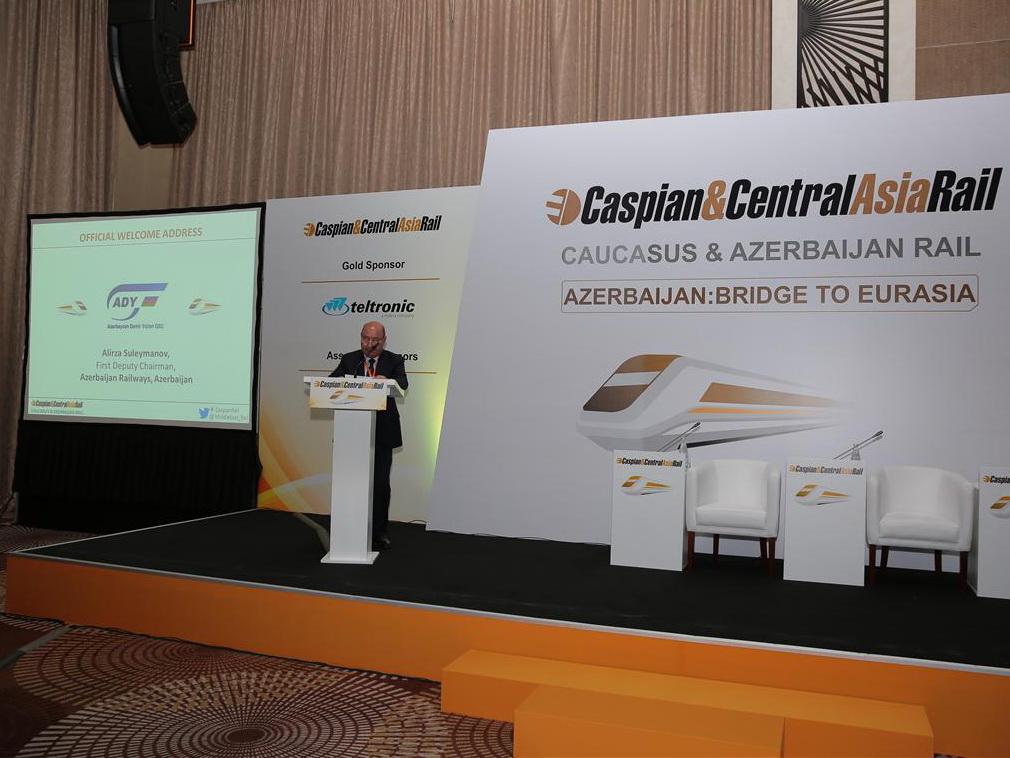 В Баку проходит мероприятие «Азербайджан: новый мост в Евразию»