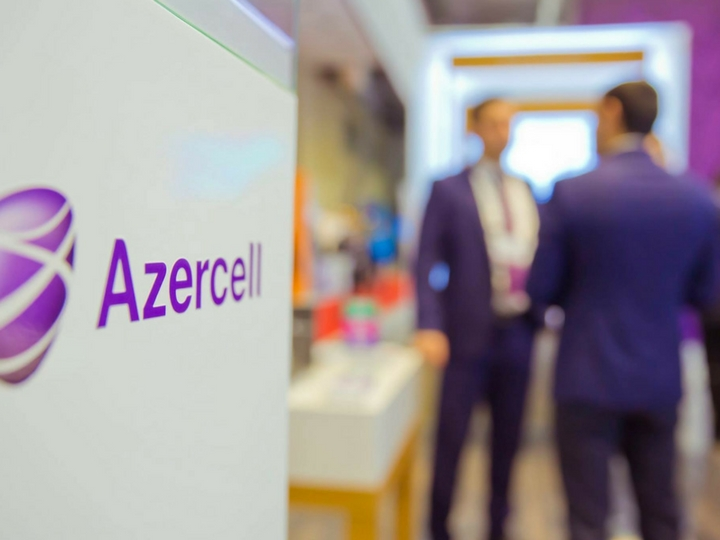 """Azercell-in eksklüziv təklifləri """"Bakutel 2017"""" sərgisində - FOTO"""