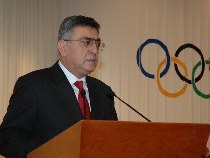 Чингиз Гусейнзаде о дисквалификации Олимпийского комитета России