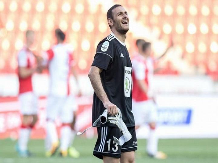 Kamran Ağayev Çexiya klubundan göndərildi
