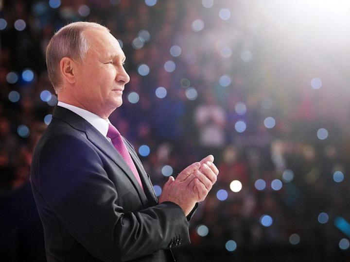 Putin 2018-ci il prezident seçkilərində iştirak edəcək