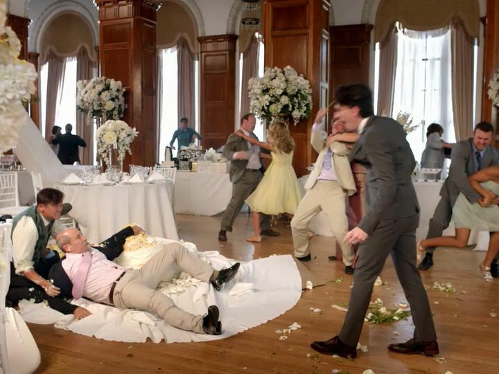 В Азербайджане на свадьбе произошла массовая драка, есть пострадавшие
