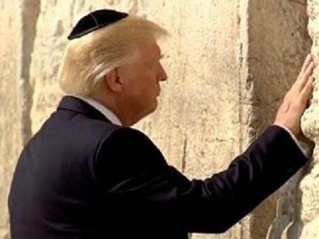 Tramp Yerusəlimi İsrailin paytaxtı kimi tanındığını rəsmi elan edəcək