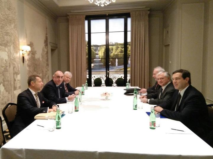 МИД АР: Следующая встреча министров иностранных дел Азербайджана и Армении состоится в январе - ОБНОВЛЕНО