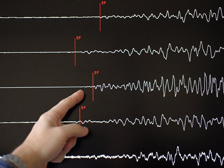 На севере Индии произошло землетрясение магнитудой 5,5