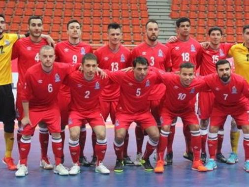 Азербайджан сыграл вничью с Казахстаном и завершил турнир на 3-ем месте
