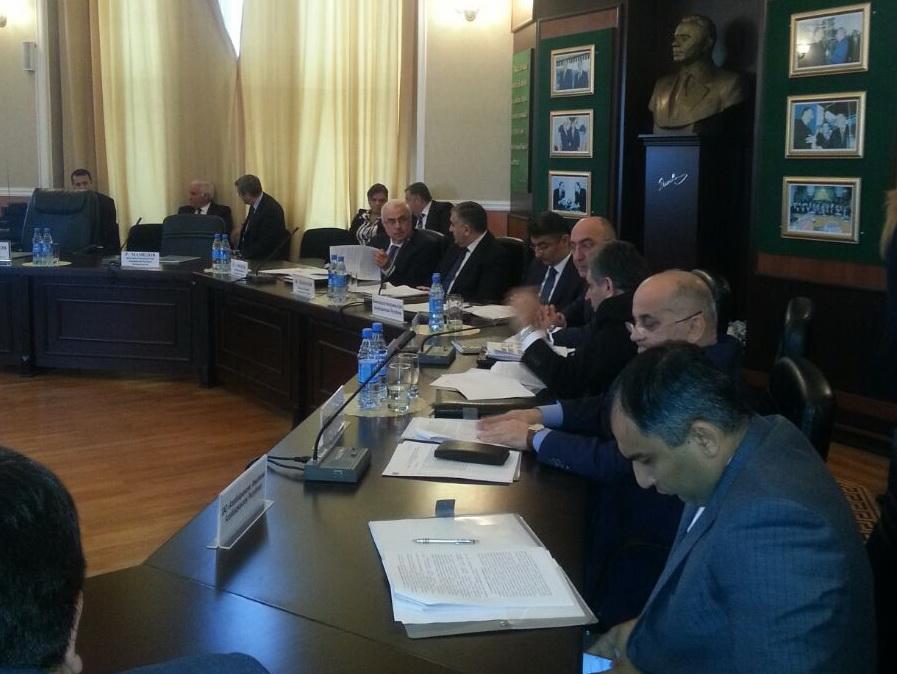 Азербайджан и Казахстан обсуждают новые перспективы сотрудничества