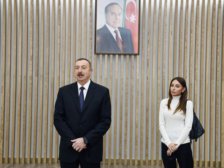 Президент Ильхам Алиев: «ASAN xidmət» - самое эффективное средство против коррупции, взяточничества - ФОТО