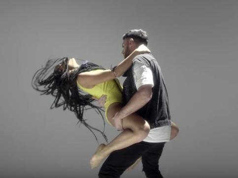 Dirty Dancing: Эльтон Ибрагимов снял в Украине провокационный клип – ВИДЕО