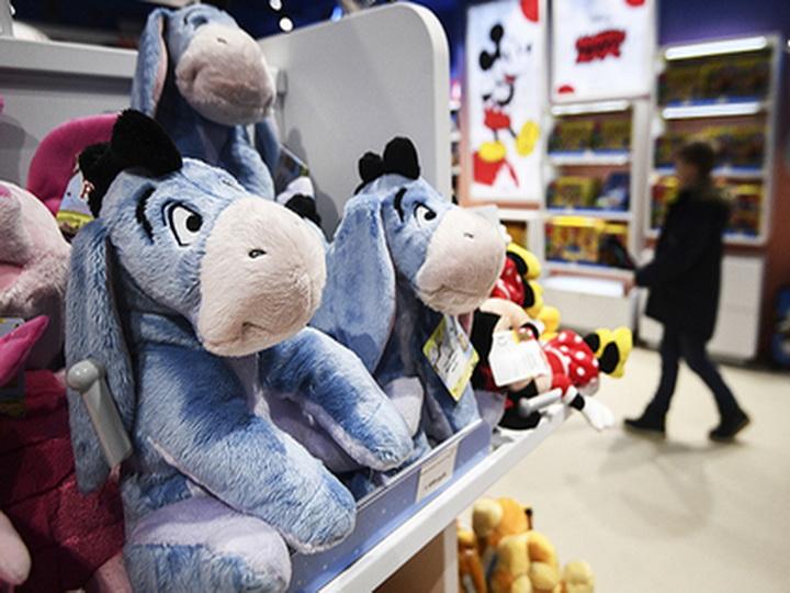 Детские игрушки оказались опасными для мозга