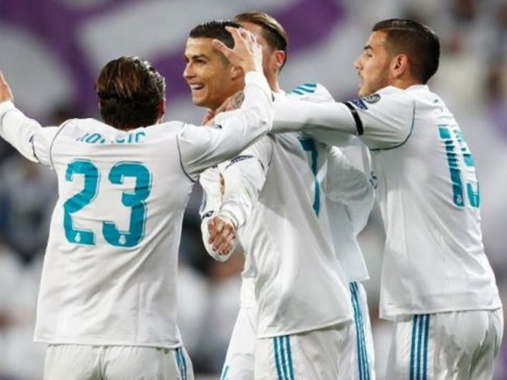 ЛЧ: «Реал» одержал победу над дортмундской «Боруссией», «Порту» разгромил «Монако», «Фейеноорд» обыграл «Наполи» и другие результаты -ВИДЕО