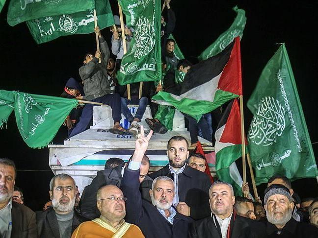 ХАМАС призвал к новой интифаде