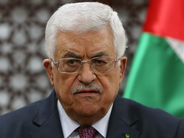 Аббас: заявление Трампа означает конец посредничества США в мирном процессе