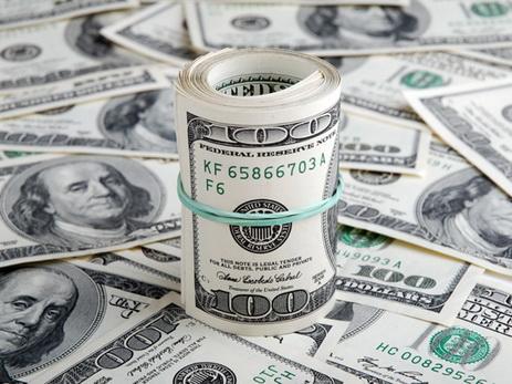 Обнародован курс маната к доллару США на 8 декабря