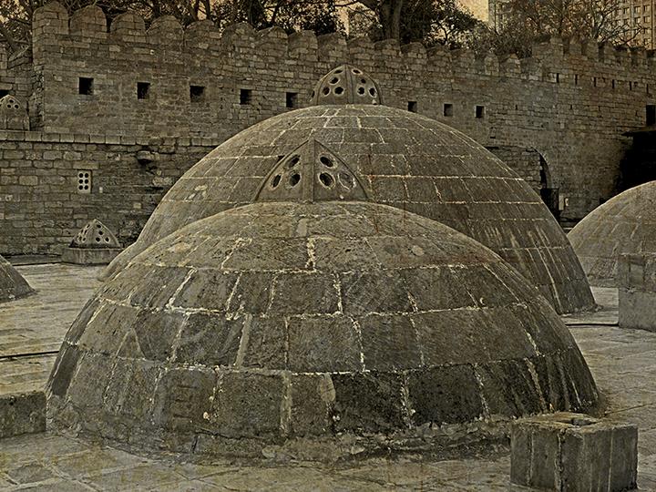 В здании бани Гасымбей в Ичери шехер будет представлен проект «Yaradan» - ФОТО