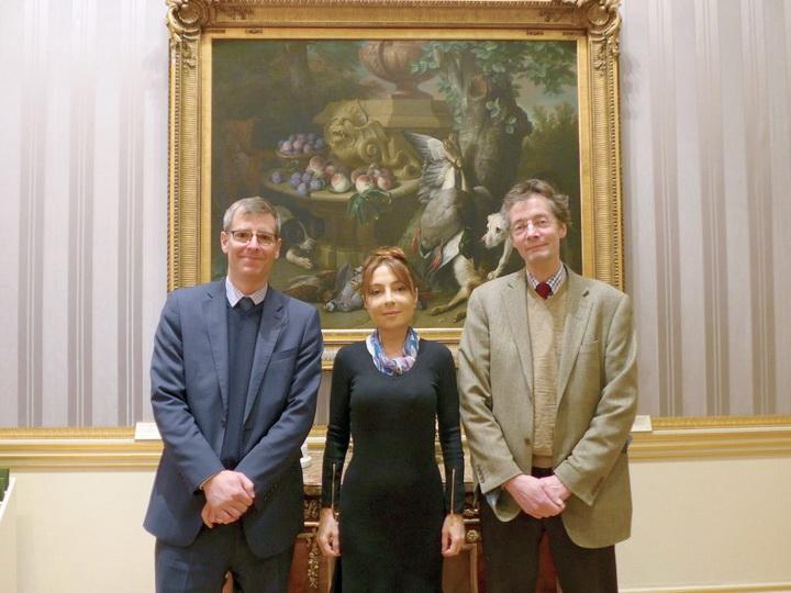 Энтони Грин: Оксфордский университет принял решение продолжать сотрудничество с профессором Наргиз Пашаевой