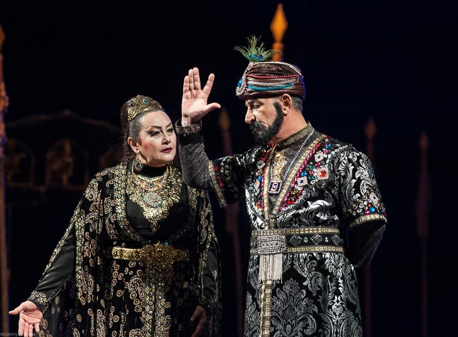"""Akademik Milli Dram Teatrında """"Qətibə İnanc"""" tamaşası hazırlanır"""
