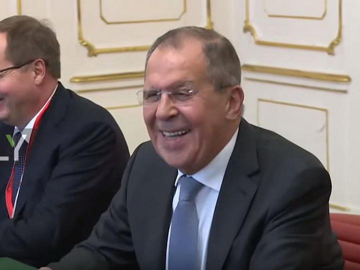 «Кричите громче»: Лавров пошутил над журналисткой из США – ВИДЕО