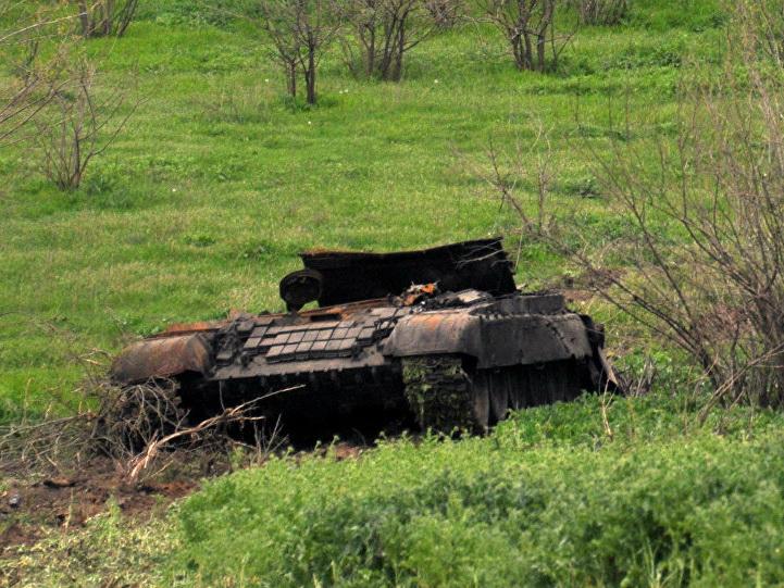 «Старое оружие», или Почему Армения не может гордиться верхней строчкой в Глобальном индексе милитаризации
