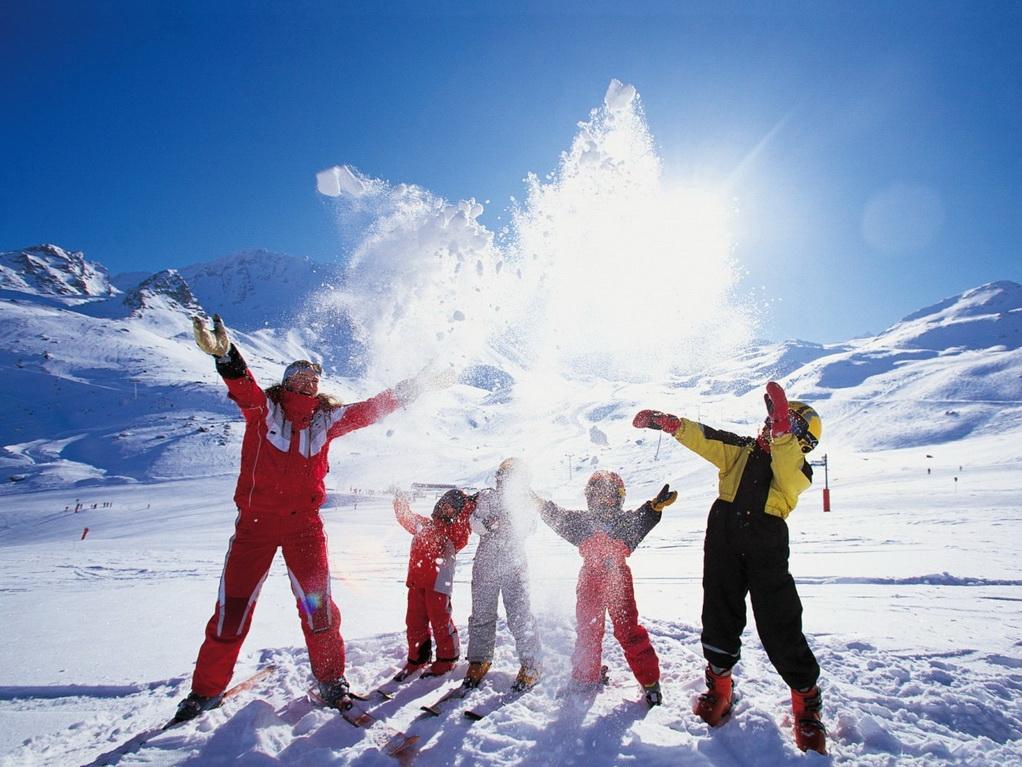 На Шахдаге выпало до 33 см снега
