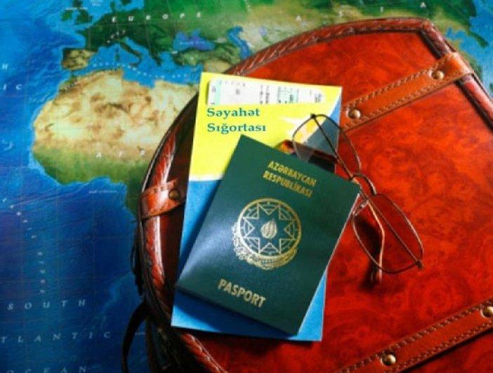 Azərbaycan pasportu ilə vizasız gedə biləcəyiniz ölkələr – SİYAHI