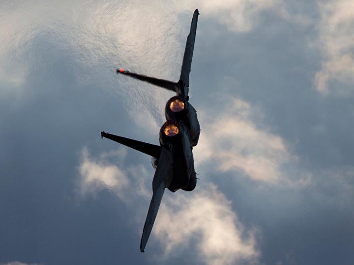 ВВС Израиля нанесли удар поХАМАС всекторе Газа