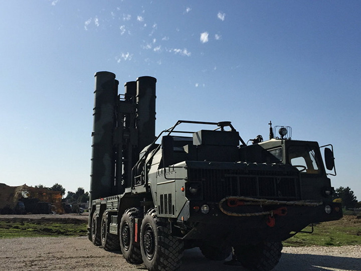Турецкие С-400 будут обслуживать русские профессионалы