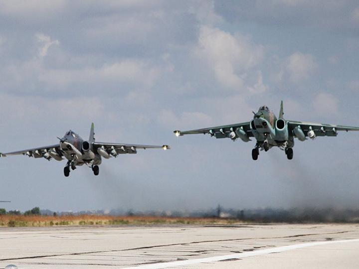 Пентагон рассказал подробности якобы перехвата российских Су-25 над Сирией