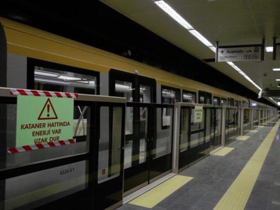 В Турции впервые открывается метро на автопилоте - ФОТО