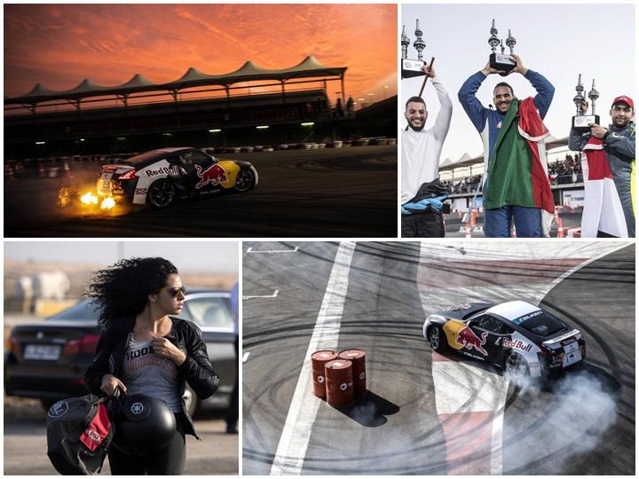 Red Bull Car Park Drift-2017: захватывающие трюки, женщина-дрифтер и «коронованный» оманец – ФОТО – ВИДЕО