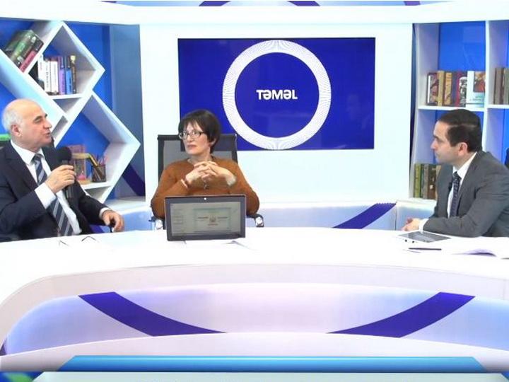 В программе Təməl разговор шел о Рамках национального куррикулума – ВИДЕО