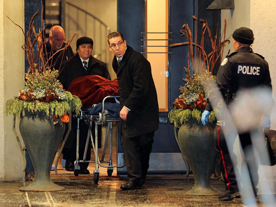 В Канаде фармацевтического магната с супругой нашли мертвыми в подвале дома