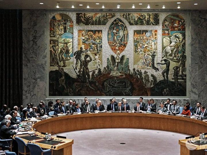 Совбез ООН рассматривает ответ на решение США по Иерусалиму