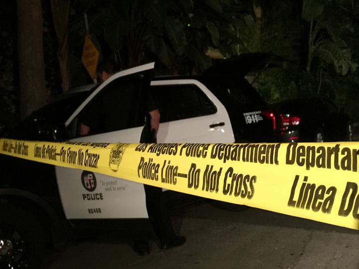 Неизвестный ранил пятерых на улице в Лос-Анджелесе