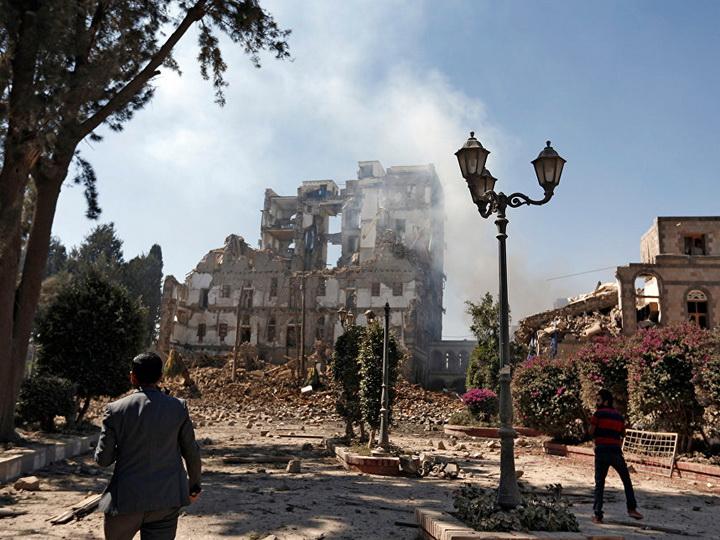 Арабская коалиция сообщила об эвакуации гуманитарных миссий из Йемена